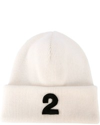 DSQUARED2 Embroidered 2 Beanie