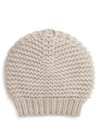 Brunello Cucinelli Knit Paillettes Beanie Hat