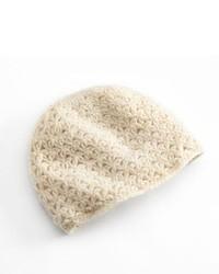 SIJJL Intricate Knit Beanie