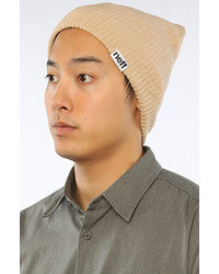 Neff The Fold Beanie In Black