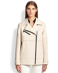 Proenza Schouler Contrast Moto Jacket