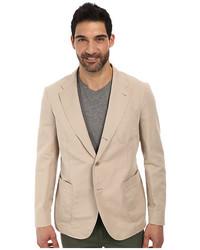 Lacoste Cotton Linen Blazer