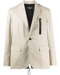 DSQUARED2 Deconstructed Blazer Jacket