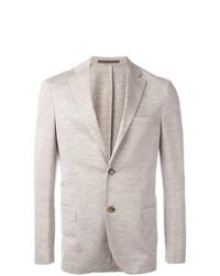 Flap pockets blazer nude neutrals medium 7131289
