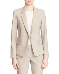 Theory Gabe Stretch Wool Blazer