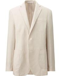 Uniqlo Linen Cotton Blazer