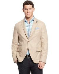 Hugo Boss Maldon Slim Fit Cotton Linen Sport Coat By Boss