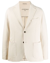 Circolo 1901 Patch Pocket Blazer