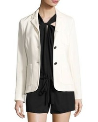 Rag & Bone Redgrave Two Button Blazer Cream