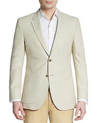 English Laundry Regular Fit Silk Sportcoat