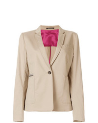 Ps By Paul Smith Sabbia Contrasted Jacket
