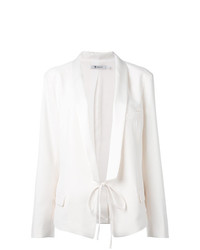 T by Alexander Wang Tied Suit Jacket