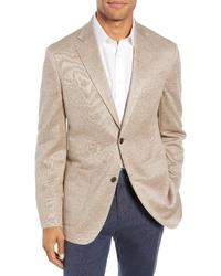Nordstrom Men's Shop Trim Fit Linen Sport Coat