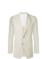 AMI Alexandre Mattiussi Two Buttons Long Fit Jacket