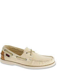 Beige boat shoes original 1910085