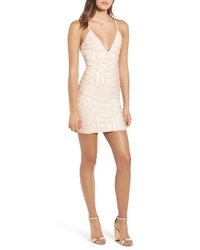 Sentimental NY Bandage Body Con Dress