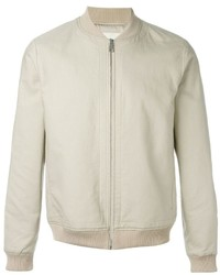 Beige Bomber Jackets for Men | Men's Fashion
