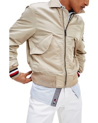 Tommy Hilfiger Flex Icon Water Repellent Bomber Jacket