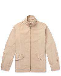 Beams Plus Kaptain Sunshine Cotton Twill Blouson Jacket