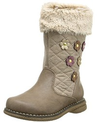 Rachel Shoes Derby Lined Floral Boot