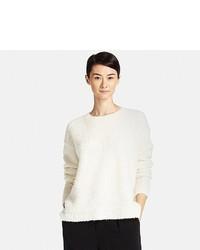 Uniqlo Boucle Crewneck Sweater