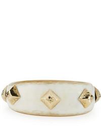 Ashley Pittman Tamasha Horn Cuff Bracelet