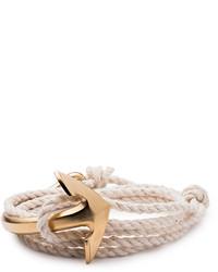 Half anchor rope bracelet medium 610414