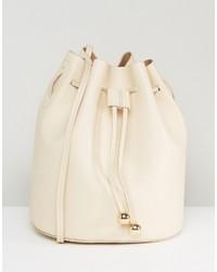 Mango Crossbody Bucket Bag