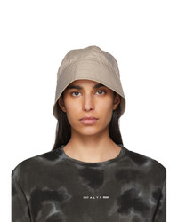 1017 Alyx 9Sm Beige Browns Edition Bucket Hat