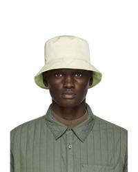 Kenzo Beige Little X Bucket Hat