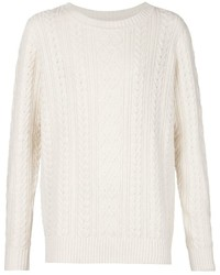 Fadeless Cable Knit Sweater