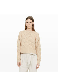 Club Monaco Idris Cashmere Cable Knit
