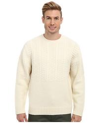Pendleton Merino Stitch Crew Sweater