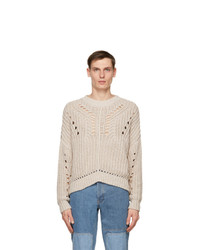 Isabel Marant Off White Pacome Sweater