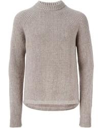 Ribbed sweater medium 394086