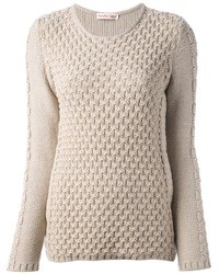 See by Chloe See By Chlo Cable Knit Sweater