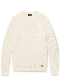 Tod's Textured Alpaca Blend Sweater