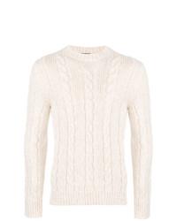 Tod's Treccia Knit Sweater