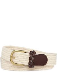 Amiee lynn mixit braided keeper stretch belt medium 4418544