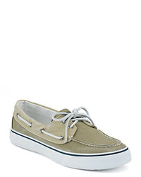 Sperry Bahama Canvas Boat Shoes