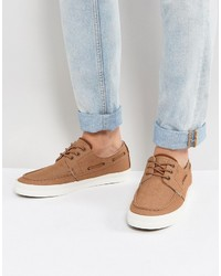 Call it SPRING Martel Canvas Boat Shoes