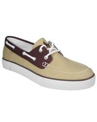 Ralph Lauren Polo Shoes Lander Canvas Boat Sneakers Shoes