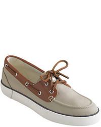 Polo Ralph Lauren Rylander Canvas Boat Shoes