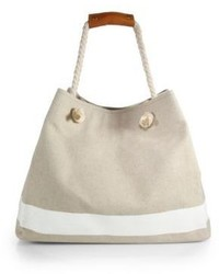 Heidi Klein Canvas Bucket Bag