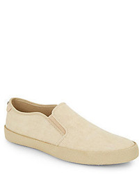 Original Penguin Espy Canvas Slip Ons