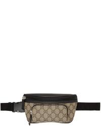 Gucci Beige Gg Eden Belt Bag