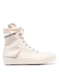 Rick Owens DRKSHDW Cargo Lace Up Sneakers