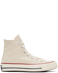 Converse Off White Chuck 70 High Sneakers