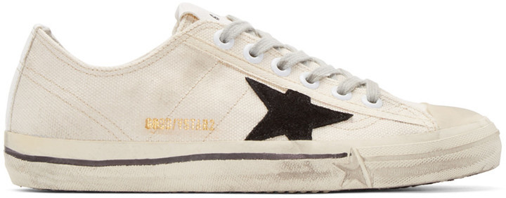 Purchase Sale Online Golden Goose Canvas Sneakers Outlet Pick A Best Free Shipping Big Sale Cheap Sale Low Cost Buy Cheap Wholesale Price gE0cwfFat