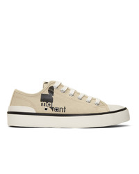Isabel Marant Off White Binkoo Sneakers